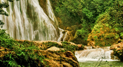 Cascada Limon Excursion Tour Samana half day